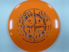 Innova First Run Protostar Star Mirage Orange w/ American Flag Stamp 170g -New