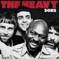 THE HEAVY : SONS (DIGIPACK) - BRAND NEW & SEALED CD \