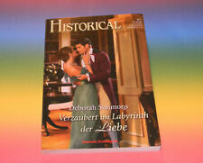 Deborah Simmons ? Verzaubert im Labyrinth der Liebe ~ Liebesromane HISTORICAL