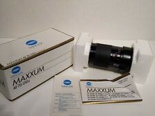 Minolta Maxxum 70-210mm f/4 AF Lens in Original Box for Minolta/Sony A-Mount