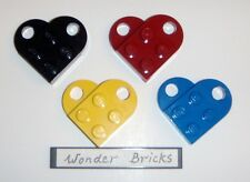 Lego Heart {4 Colors} 30105 Wedding Pendant Keychain Valentines Day