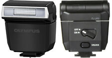Without Box Olympus FL-LM3 FLLM3 Flash For E-M5 II PEN F EM1 II Camera