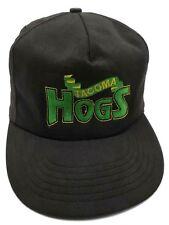 TACOMA HOGS (Tacoma Police Department) vintage adjustable cap   hat -USA  Made 1b619e9ed45b