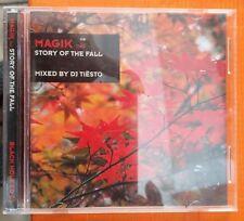 DJ Tiësto (Tiesto) – Magik Two (2): Story Of The Fall CD 2000 Black Hole