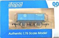 Dapol. Railway 5 Plank Freight Wagon.  9FT W/B Chassis 1:76. Gauge 00