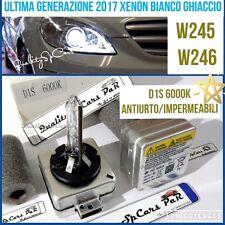 2 Lampadine D1S XENON MERCEDES CLASSE B W245 W246 fari 6000K BIXEN RICAMBIO Luci