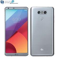 NEUF LG G6 H870DS 64GB DUAL SIM 4G LTE SMARTPHONE DÉSIMLOCKÉ PLATINE PLATINUM