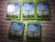 8gb sd card 6th class  atp 150x card 5 pack