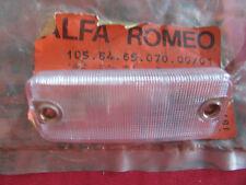 Originale Alfa Romeo Montreal Socket Lampada per Scomparto Interno Auto