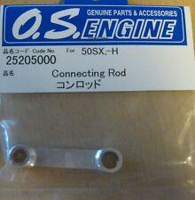 O.S. ENGINES 25205000 Pleuel 55 HZ Connecting Rod - OS 50SX H/55AX