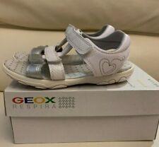 Scarpe da bambina sandali bianchi pelle | Acquisti Online su