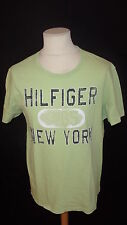 Camiseta Tommy Hilfiger Verde Talla XL a - 64%