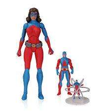 DC Collectibles Comics Icons Atomica Deluxe Action Figure 3-Pack NEW