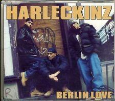 HARLECKINZ - berlin love   4 trk MAXI CD 2000