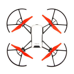 4pcs Replacement Plastic Propeller Blade Paddles Prop Kit for DJI TELLO Drone TR