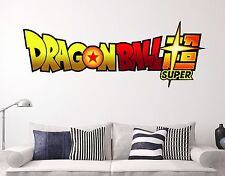 Dragon Ball Z Wall Decal Window Animation Sticker Decor Vinyl Stickers Letters