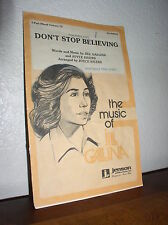 Choral Music: Don't Stop Believing Arr. Eilers 3-Part Mixed (Jenson 415-04010)
