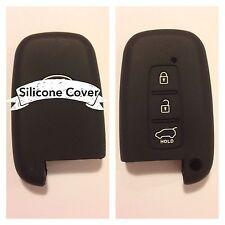 BLACK CAR SMART KEY COVER CASE PROTECTOR RIO SPORTAGE PICANTO SOUL FORTE FOR KIA