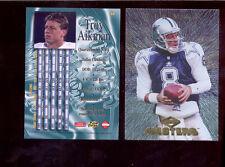 1997 CE Collectors Edge Masters TROY AIKMAN Dallas Cowboys Card
