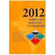 Emergency Reponse Guidebook: A Guidebook for First Repsonders During t-ExLibrary
