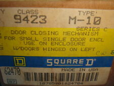 NEW SQUARE D 9423 M-10 DOOR CLOSING MECHANISM NEW IN UNOPENED FACTORY BOX.