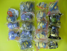 Despicable Me 2 Happy Meal Minions Complete Set of 19 (USA,AUS,UK,ASIA,LATIN)