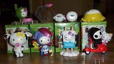 Hello Kitty X tokidoki Figurine 2nd Phase set of 8 from 7-11 Sale Sale