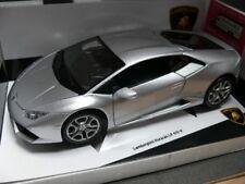 1/18 Burago Lamborghini Huracán LP 610-4 silber 18-11038S