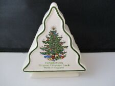 "CUTHBERTSON Original Christmas Tree Store Display Sign - 5 3/8"" 1206e"
