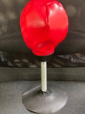 Desktop Stress Reliever Punching Bag - Suction Cup Holding