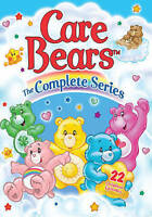 Care Bears: The Complete Series (DVD, 2015, 2-Disc Set)  BRAND NEW