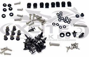 Fairing bolts kit, stainless steel, Suzuki GSXR 600 750 2011-2014 12 13 #BT165#