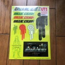 Uniqlo Billie Eilish × takashi murakami for sale sticker Kaikai Kiki. RARE