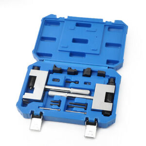 Engine Timing Chain Riveting Tool Set For Mercedes Benz Single &  Double Row
