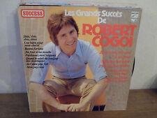 "LP 12"" ROBERT COGOI - Les grands succès - EX/EX - PHILIPS - 9279 400 - HOLLAND"