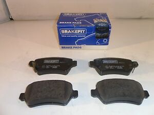 Vauxhall Meriva Rear Brake Pads Set 2003 Onwards GENUINE BRAKEFIT
