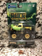 Muscle Machines Monster Truck 1/64 Scale Die Cast Samson Hulk M064-05-07