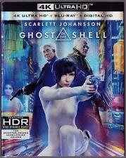 Ghost in the Shell (DVD, Includes Digital Copy, 4K Ultra HD Blu-ray, Blu-ray)