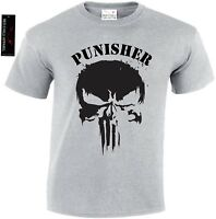Punisher 2 Inspired Gym T-shirt