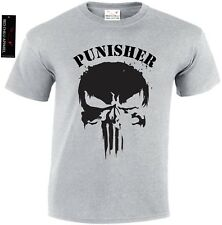 Punisher 2 Inspirado Camiseta Gimnasio
