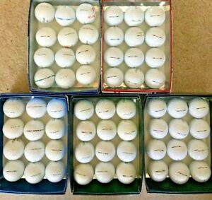 5 Dozen Titleist Pro V1 Golf Balls