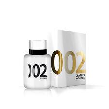 Chatler Pour femmes Parfum 002 Eau de Toilette En boîte 100ml / 3.3 oz