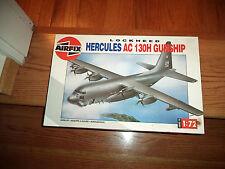 VINTAGE AIRFIX HERCULES AC-130H GUNSHIP 1/72,1992