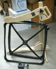 Grace Company Utah USA quilting frame, stand - as is -