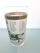 132th Kentucky Derby Churchill Downs Louisville Kentucky Official Glass 2006