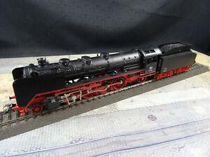 Märklin BR 41 046 DB Dampflokomotive Delta Digital Analog Gebraucht Konv 24