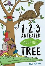 123, Anteater Stuck Up A Tree by Max Jackson Book The Fast Free Shipping