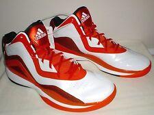 buy online be1c8 25486 115 Adidas Mens Crazy Ghost 2014 Basketball Shoe Sprint Web sz 16 ORANGE  WHITE