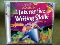 Write Source: Interactive Writing Skills (2005, 2 CD-ROM)
