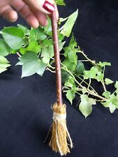 Witches Mini broom Besom Altar Pagan Witchcraft  broom natural
